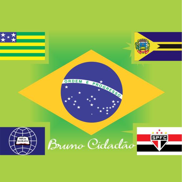 LogomarcaOficialBrunoCidadão